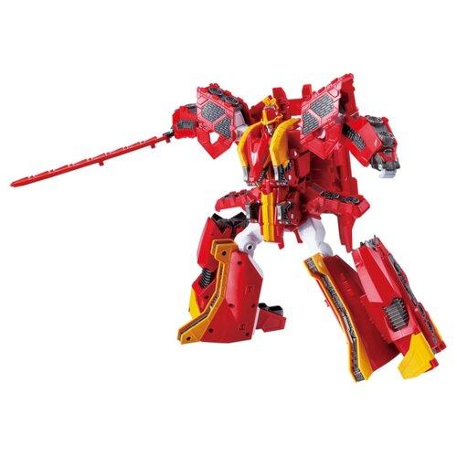 Купить Трансформер YOUNG TOYS Tobot Galaxy detectives Commander Universe 301093 красный, Роботы и трансформеры