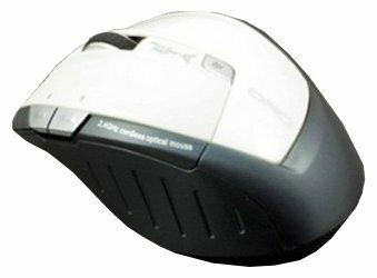 Мышь Jet.A OM-U17G Black-White USB