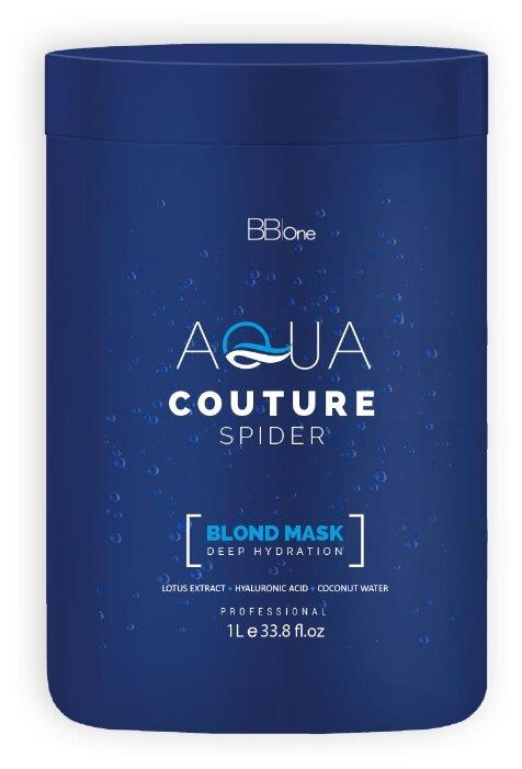 BB One BB Aqua Couture Маска для волос Spider Blond Deep Hydration