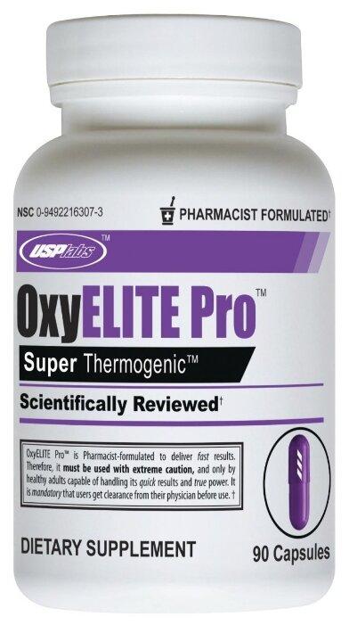 USP Labs жиросжигатель OxyELITE Pro (90 шт.)