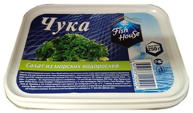 Fish House Салат из морских водорослей Чука