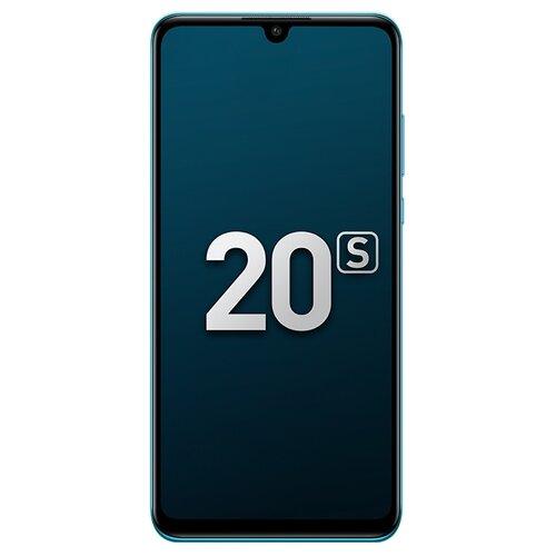Смартфон HONOR 20s 6/128GB сине-фиолетовый фото
