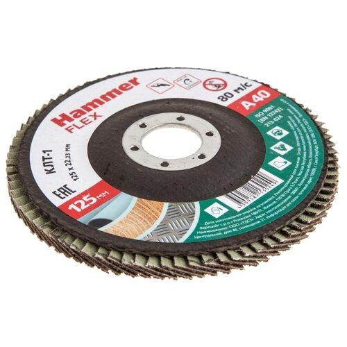 Лепестковый диск Hammer 213-016 дальномер ультразвуковой hammer gravizappa dus 16