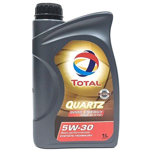 Фото - Моторное масло TOTAL Quartz 9000 Energy HKS G-310 5W30 1 л моторное масло total quartz 9000 future gf 5 0w 20 1 л