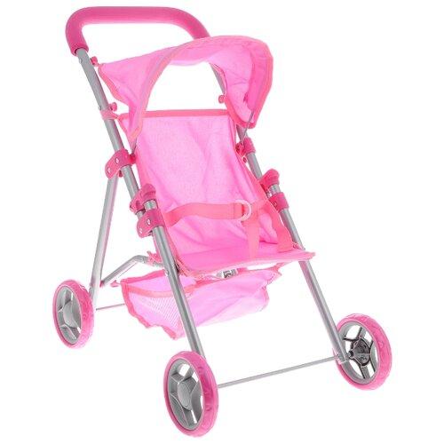 Купить Прогулочная коляска Melobo / Melogo K0100 розовый, Коляски для кукол
