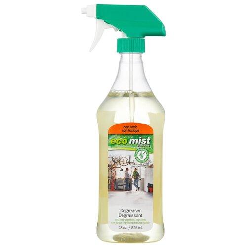 Средство для удаления жира Degreaser Eco mist 825 мл eco mist средство для чистки мебели и уборки в кабинете 0 825 л