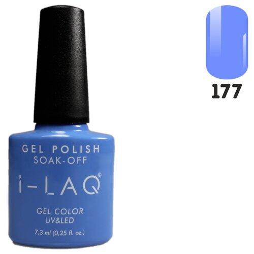 Купить Гель-лак для ногтей I-LAQ Gel Color, 7.3 мл, 177