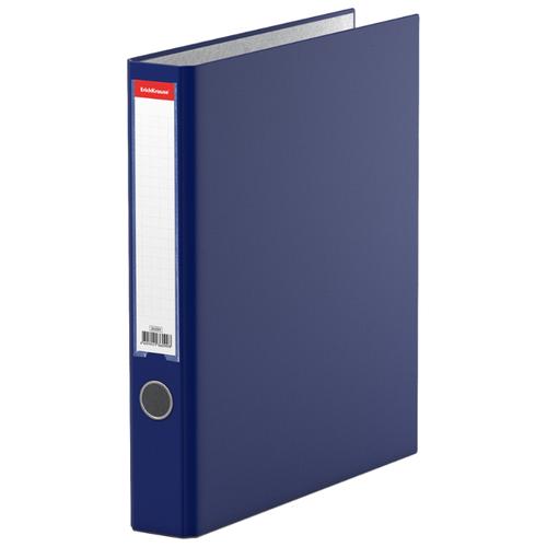 Фото - ErichKrause Папка–регистратор на 2 кольцах Business А4, 50 мм синий erichkrause папка–регистратор на 4 кольцах enigma а4 35 мм голубой