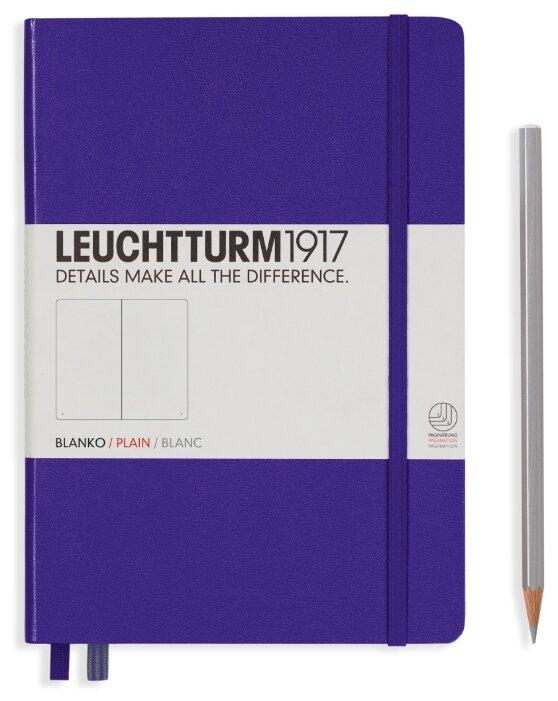 Блокнот Leuchtturm1917 346688 (сиреневая) A5, 124 листа