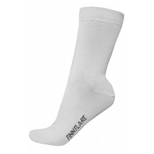 Носки FiNN FLARE B19-21130, размер XL, светло-серый