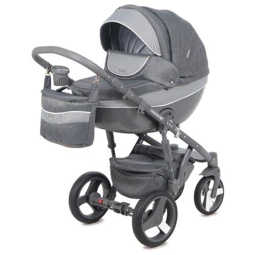Купить Универсальная коляска Adamex Monte Carbon (2 в 1) D45, Коляски