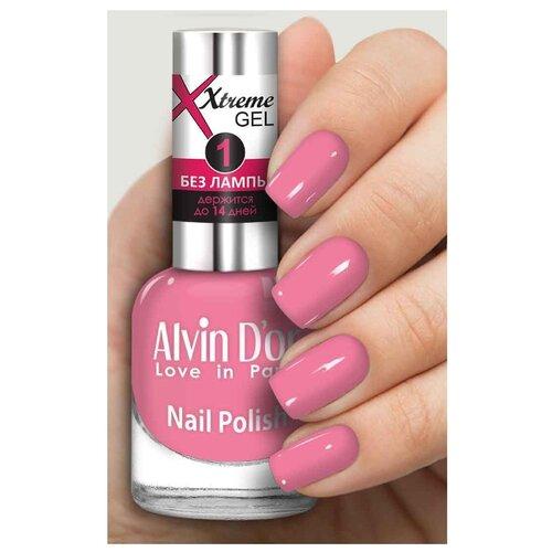 Лак Alvin D'or Extreme Gel, 15 мл, оттенок 5207 лак alvin d or extreme gel 15 мл оттенок 5227