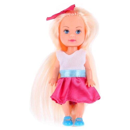 Купить Кукла Карапуз Машенька, 12 см, MARY15686-19-BB, Куклы и пупсы