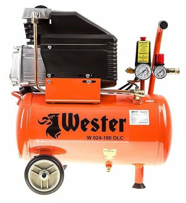 Компрессор WESTER W 024--180 OLC