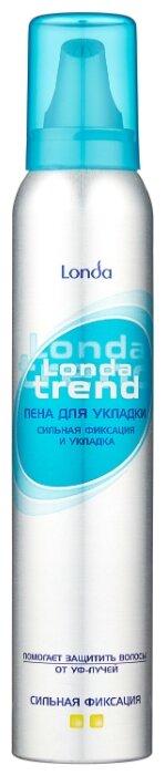 Londa Professional Trend пена для волос Сильная фиксация и укладка