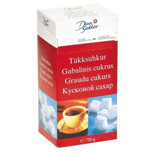 Сахар Dansukker Сахар белый кусковой 0.75 кг