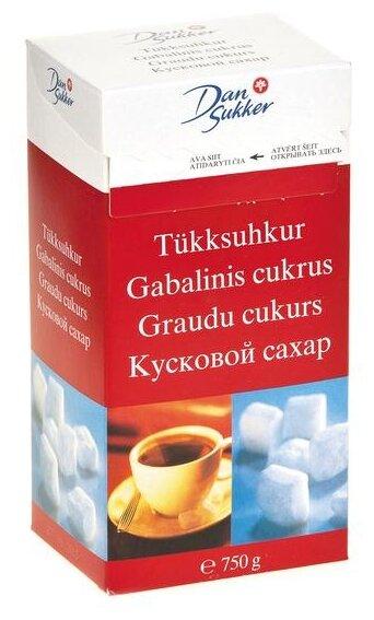 Сахар Dansukker Сахар белый кусковой