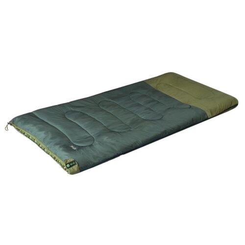 цена на Спальный мешок PRIVAL Походный XL серый/ зеленый