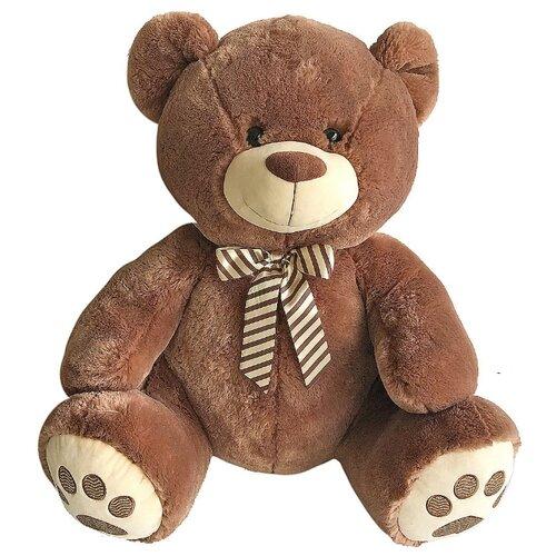 Мягкая игрушка Fluffy Family Мишка Бантик 60 см цена 2017