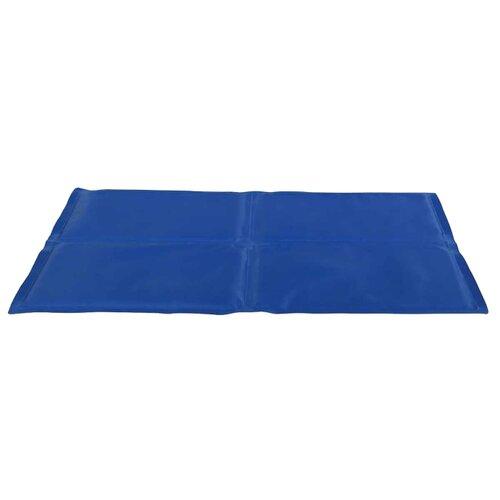Подстилка-плед для собак и кошек TRIXIE охлаждающая 65х50 см синий