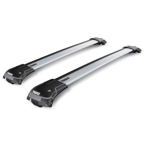 дуги THULE WingBar Edge 9585, 0.78 м + 0.86 м aluminium багажник thule wingbar edge с креплениями 9585
