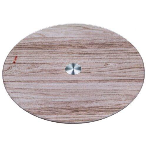 Agness Тортовница 357-102 32 см коричневый agness фруктовница 21 см