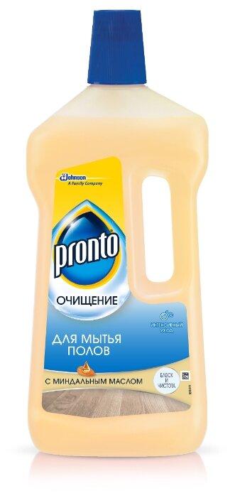 Pronto Средство для мытья полов с миндальным