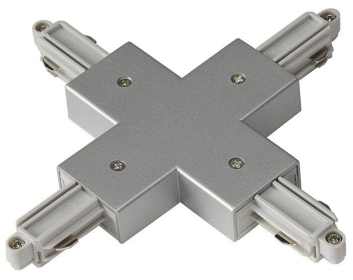 Соединитель X-образный SLV 1Phase-Track 143162