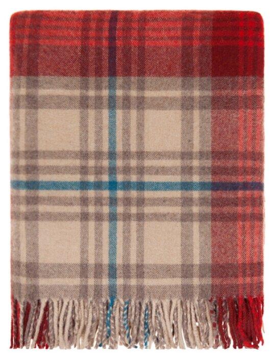Декоративные подушки Luxberry Декоративная наволочка Lux 32 Цвет: Экрю-Синий-Зеленый-Красный (45х45)