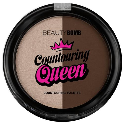 BEAUTY BOMB Палетка для контуринга Countouring Queen 01