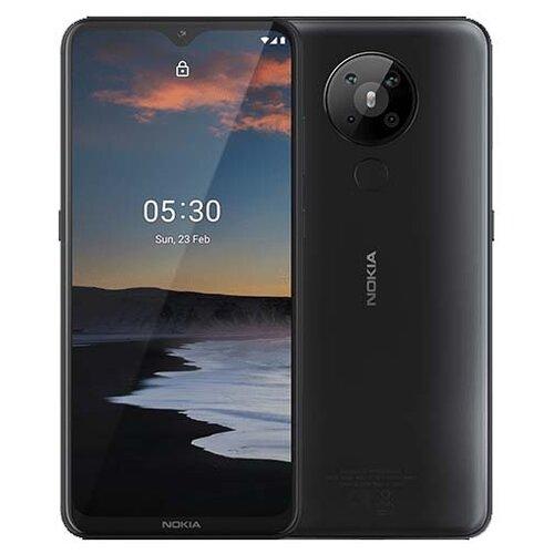 Смартфон Nokia 5.3 3/64GB Dual Sim темно-серый cмартфон micromax canvas fire 3 a107 8гб серый dual sim 3g