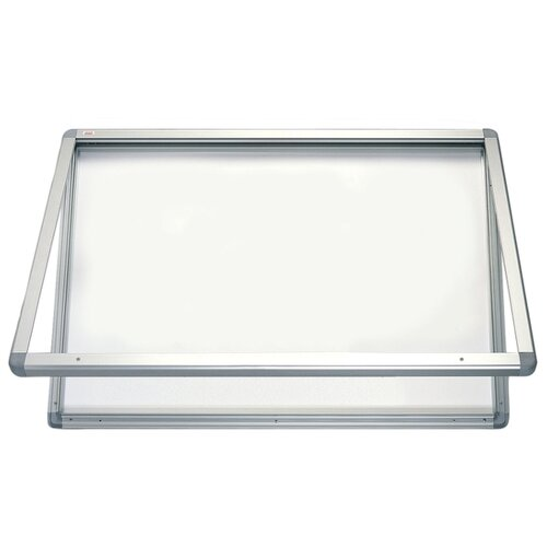 Купить Доска-витрина магнитно-маркерная 2x3 GS196 (60х90 см) белый, Доски