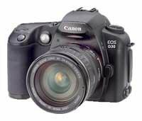 Фотоаппарат Canon EOS D30 Body