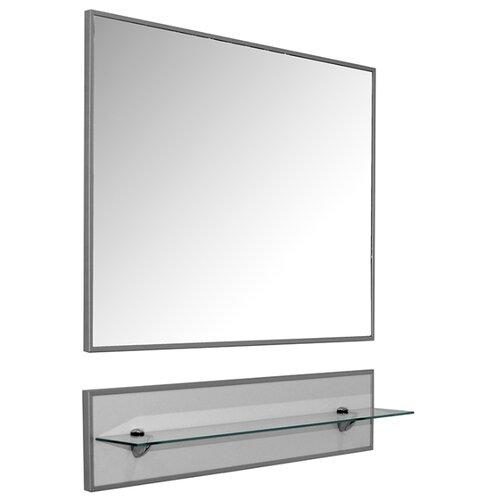Зеркало Mixline Эдельвейс-75 525895 75x60 см в раме