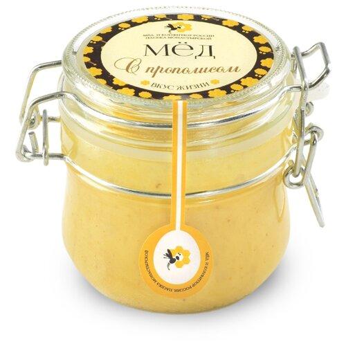 Крем-мед Мед и Конфитюр Вкус жизни с прополисом 250 г ахматова а дикий мед