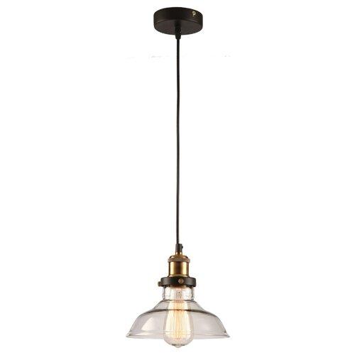 Фото - Светильник подвесной Lussole (серия: LSP-9606) LSP-9606 1x60Вт E27 светильник подвесной lussole серия lsp 9623 lsp 9623 3x60вт e27
