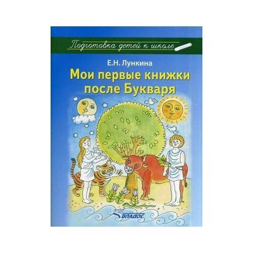 Купить Лункина Елена Николаевна Мои первые книжки после Букваря , Владос, Учебные пособия