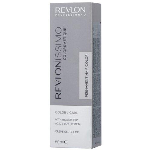 Revlon Professional Revlonissimo Colorsmetique стойкая краска для волос, 60 мл, 6.1 темный блондин пепельный revlon professional официальный сайт краска для волос