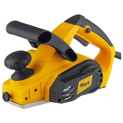 Электрорубанок Wert EHP 0982 оранжевый/черный