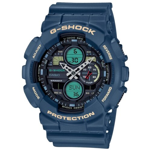 Наручные часы CASIO GA-140-2A casio casio ga 700 2a