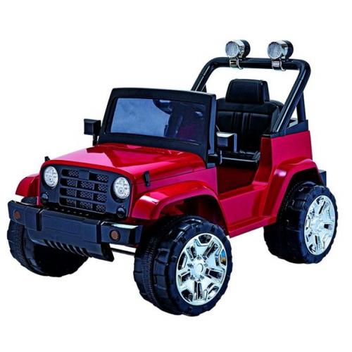 Купить Shanghai inter Внедорожник ZP5299 красный/черный, Электромобили