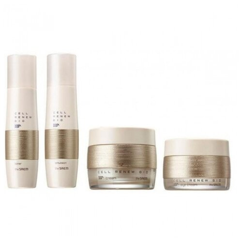 Набор The Saem Cell Renew Bio Skin Care Special 3 Set