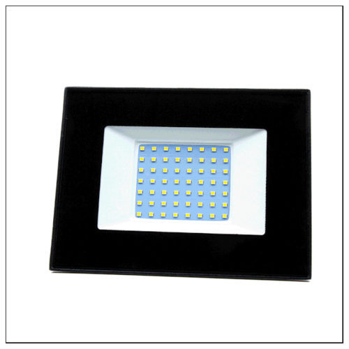Прожектор светодиодный 50 Вт Sweko SFL-SL-50W-230-6500K-BL