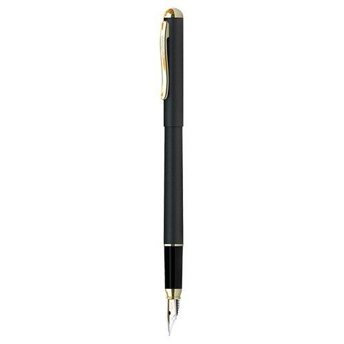 Фото - Berlingo Ручка перьевая Velvet Prestige 0,8 мм, синий цвет чернил berlingo ручка перьевая velvet prestige 0 8 мм синий цвет чернил