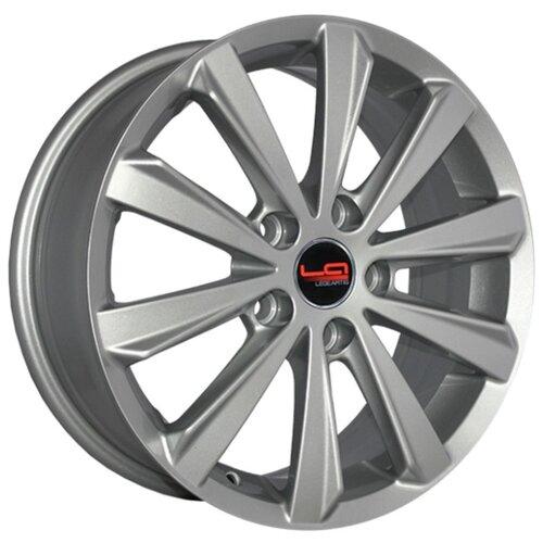 Фото - Колесный диск LegeArtis VW117 6.5x16/5x112 D57.1 ET42 Silver колесный диск legeartis vw158 6 5x16 5x112 d57 1 et42 sf