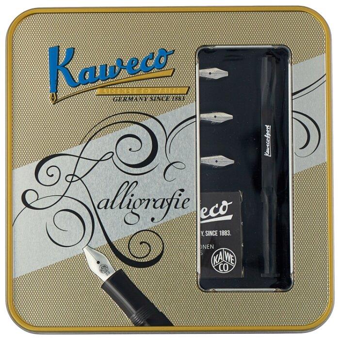 Kaweco Набор для каллиграфии Calligraphy set — купить по выгодной цене на Яндекс.Маркете