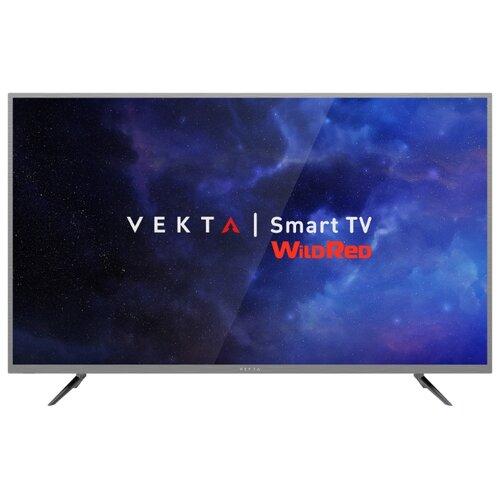 Фото - Телевизор VEKTA LD-43SU8731SS 43 (2019) серый телевизор vekta ld 65su8731ss