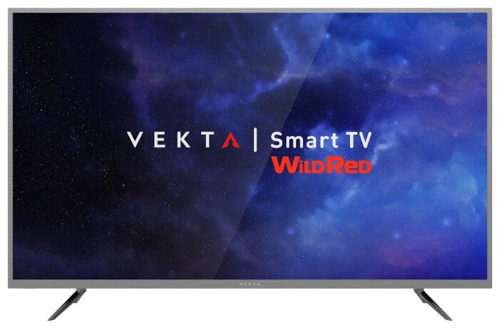 Телевизор VEKTA LD 43SU8731SS 43