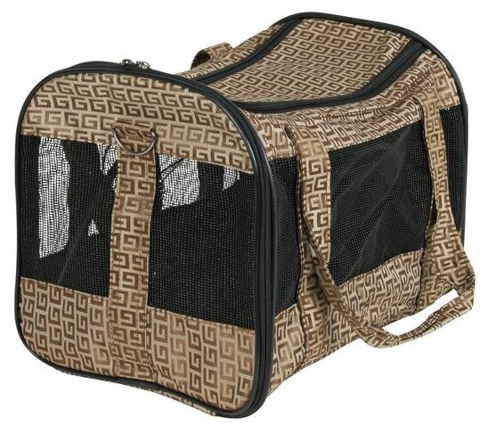 Переноска-сумка для собак TRIXIE Malinda 28882 50х27х30 см
