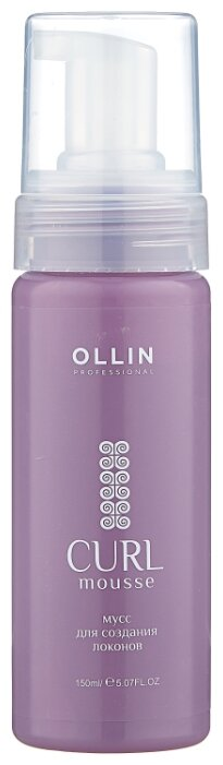 OLLIN Professional мусс Curl для создания локонов